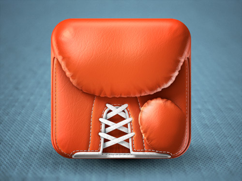 Boxing-Glove-iOS-Icon-by-Konstantin-Datz