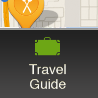 Best Town Travels Mobile Design